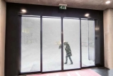 View larger image of PST Insulated Automatic Sliding Door System from Gilgen Door Systems UK Ltd
