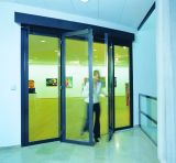 View larger image of EI30 Fire Rated Automatic Sliding Door System from Gilgen Door Systems UK Ltd