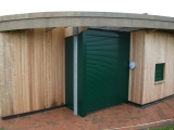 View larger image of Roller Shutter Seceuro CD60 Built on from HAG - The Door Specialists
