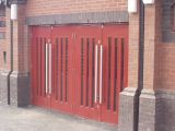 View larger image of Steel Communal Entrance Door Armourdoor AD40 from HAG - The Door Specialists