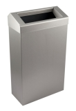 View larger image of IFS070MBS Vivo Slim Waste Bin from Intelligent Facility Solutions