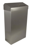 View larger image of IFS072MBS Vivo Waste Bin With Lid from Intelligent Facility Solutions