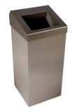 View larger image of IFS075MBS Vivo Square Waste Bin from Intelligent Facility Solutions
