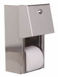 View larger image of IFS911 Prestige Double Toilet Roll Holder from Intelligent Facility Solutions