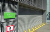 View larger image of i100 Steel Security Shutter from Roché Systems Ltd